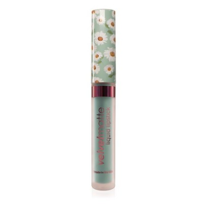 Матовая жидкая помада для губ VelvetMatte Liquid Lipstick LASplash Springbreak: фото