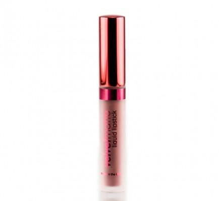 Матовая жидкая помада для губ VelvetMatte Liquid Lipstick LASplash Tiramisu: фото