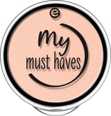 Пудра компактная My Must Haves Highlighter Powder Essence 01 let it glow: фото