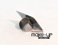 Палитра для смешивания Кольцо MAKE-UP-SECRET металл: фото