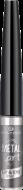 Подводка для глаз и губ Essence Мetal art lip & eye liner 01 серый металлик: фото