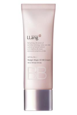 Ухаживающий ББ крем с экстрактом женьшеня Llang Redgin Magic, оттенок 01 , 40 мл: фото