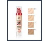 Тональный крем с лифтинг эффектом Dermacol Ultimate Lifting & Shield Make-up тон 4: фото