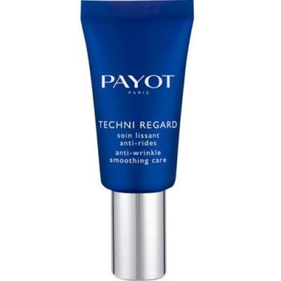 Разглаживающий крем-флюид для контура глаз Payot Techni Liss 15 мл: фото