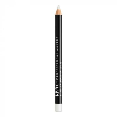 Карандаш для век NYX Professional Makeup Slim Eye Pencil - WHITE PEARL 918: фото