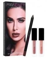 Набор для губ Huda Beauty Lip Contour Set SPICE GIRL & VENUS: фото