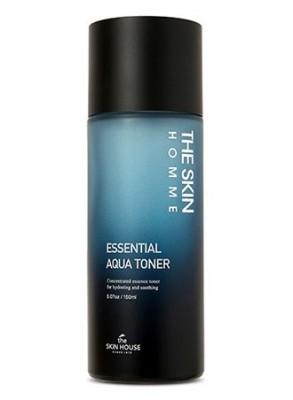Тонер увлажняющий для мужчин THE SKIN HOUSE Homme essential aqua toner 150 мл: фото