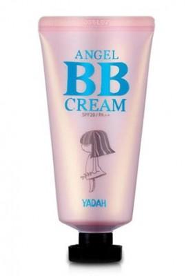 BB-крем YADAH Angel bb cream натуральный бежевый 02: фото