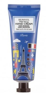 Крем для рук с экстрактом лесных ягод Париж EUNYUL Wild berry hand cream 50 г: фото