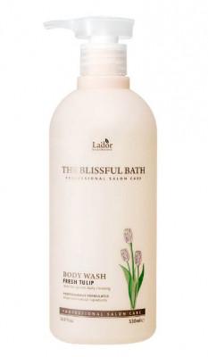 Гель для душа Тюльпан LA'DOR The blissful bath tulip 530 мл: фото