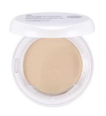 Пудра для лица THE FACE SHOP Skin brightening UV pact SPF50 V201: фото