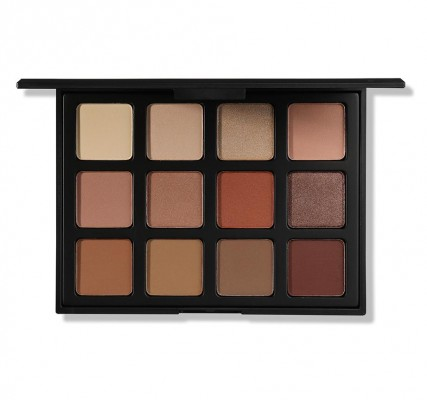 Палетка теней MORPHE 12NB NATURAL BEAUTY EYESHADOW PALETTE: фото