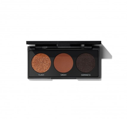 Палетка теней MORPHE 3A DEEP SMOKY EYESHADOW PALETTE: фото