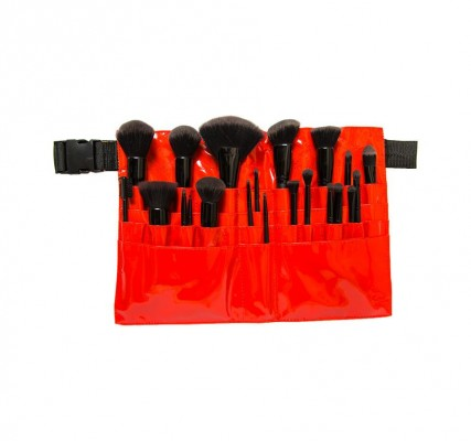 Набор кистей MORPHE SET 513 - MB BLACK MASTER PRO SET: фото