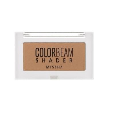 Румяна для лица MISSHA Colorbeam Shader Sand Brown: фото