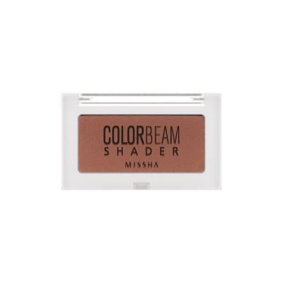 Румяна для лица MISSHA Colorbeam Shader Hazelnut Shake: фото