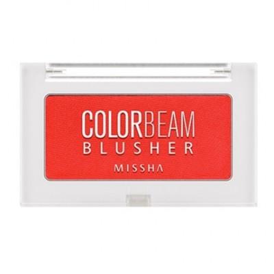 Румяна для лица MISSHA Colorbeam Blusher Apple Cheek RD01: фото