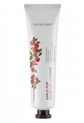 Крем для рук парфюмированный Яблоко THE FACE SHOP Daily perfumed hand cream 03 Apple Pop 30 мл: фото
