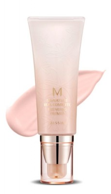 Увлажняющая база под макияж MISSHA M Signature Real Complete Blending Primer: фото