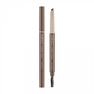 Автоматический карандаш для бровей Missha Perfect Eyebrow Styler Brown: фото