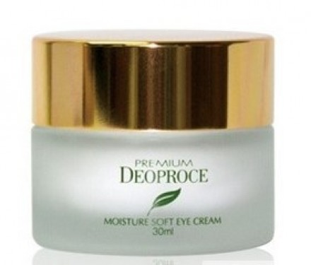 Крем для век с зеленым чаем DEOPROCE Premium green tea total solution eye cream 30мл: фото