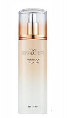 Питательная эмульсия для лица MISSHA Time Revolution Nutritious Emulsion: фото