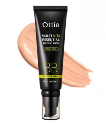 BB-крем с УФ-защитой OTTIE Multi Vita Essential BB SPF20 50мл: фото