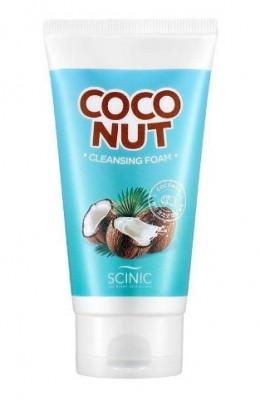 Пенка для умывания с кокосовым маслом SCINIC Coconut cleansing foam 150мл: фото