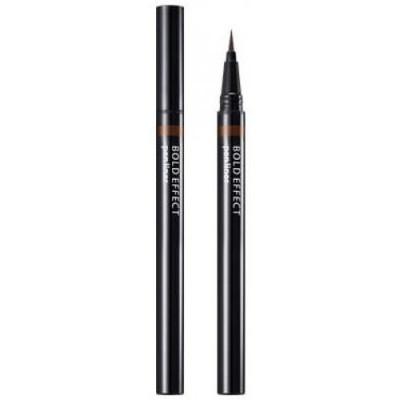 Подводка для глаз MISSHA Bold Effect Pen Liner True Brown: фото