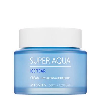 Крем Освежающий MISSHA Super Aqua Ice Tear Cream 50 мл: фото