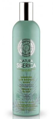 Шампунь для жирных волос Объем и баланс Natura Siberica 400мл: фото