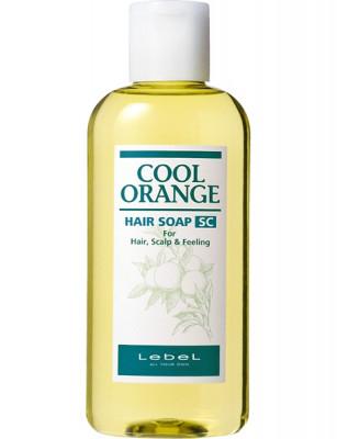 Шампунь для волос Lebel Cool Orange HAIR SOAP SUPER COOL 200мл: фото