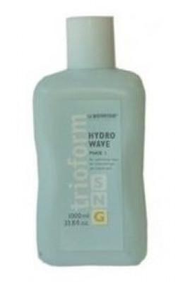 Лосьон для химической завивки окрашенных волос с увлажнением La Biosthetique TrioForm Hydrowave G 1000мл: фото