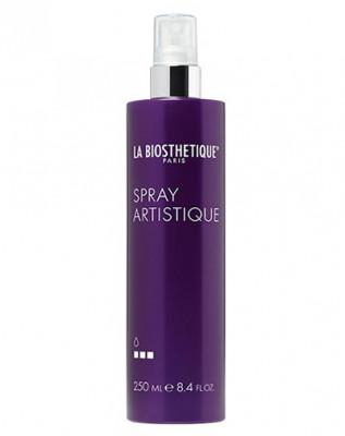 Лак неаэрозольный сильной фиксации La Biosthetique Spray Artistique 250мл: фото