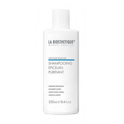 Шампунь против перхоти La Biosthetique Epicelan Purifiant Shampoo 250мл: фото