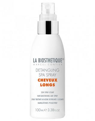 SPA-спрей для придания гладкости волосам La Biosthetique Detangling Spa Spray 100мл: фото