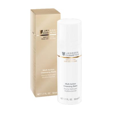 Бальзам мультифункциональный для очищения кожи Janssen Cosmetics Multi action Cleansing Balm 50 мл: фото