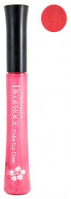 Блеск для губ PREMIUM DEOPROCE COLOR LIP GLOSS 10ml #27: фото