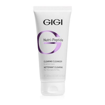 Гель пептидный очищающий GIGI Nutri-Peptide 200 мл: фото