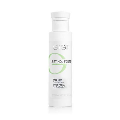 Мыло жидкое для лица GIGI Retinol Forte face soap 120 мл: фото
