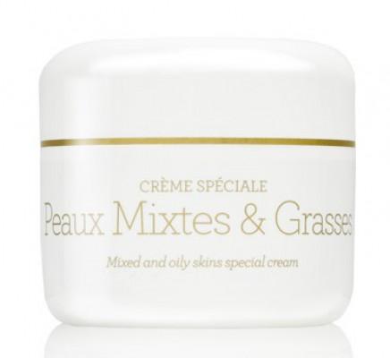 Крем для комбинированной и жирной кожи GERnetic SPECIAL CREAM MIXED AND OIL SKINS 50мл: фото