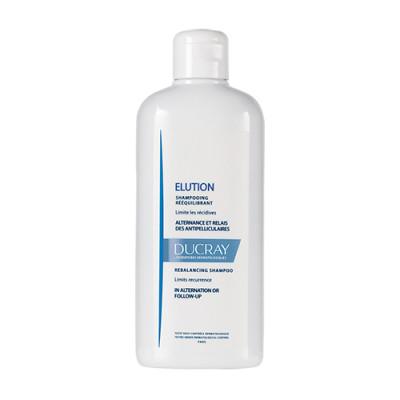 Шампунь оздоравливающий Ducray Elution Shampoo 400 мл: фото