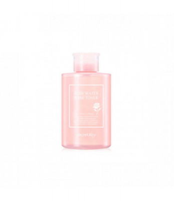 Тонер с экстрактом розы SECRET KEY Rose water base toner 550мл: фото