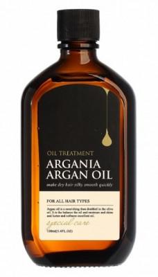 Масло для волос аргановое XENO Argania Argan Hair Oil 100мл: фото