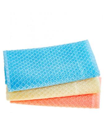 Мочалка для душа Sungbo Cleamy 28х95 Sense Shower Towel 1шт: фото