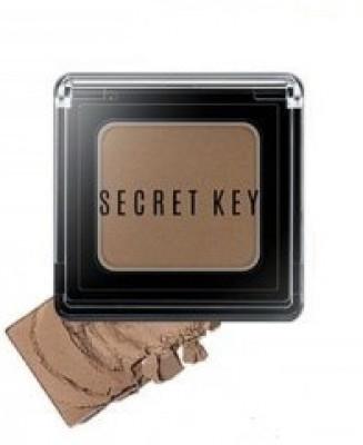 Тени для век моно SECRET KEY Fitting Forever Single Shadow #Nude Skin Beige 2,5г: фото