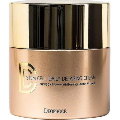 DD-Крем маскирующий DEOPROCE STEM CELL DAILY DE-AGING CREAM №23 40г: фото