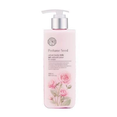 Молочко для тела The Face Shop Perfume Seed Velvet Body Milk, 300 мл: фото