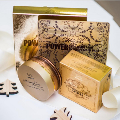 Набор косметики Misoli Premium Gold+: фото