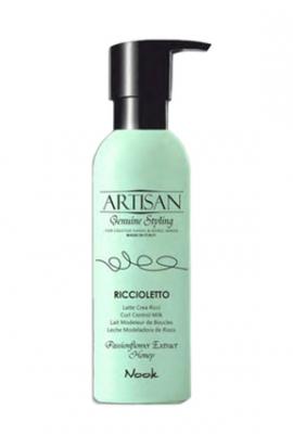 Крем для укладки вьющихся волос Nook Artisan Riccioletto 200 мл: фото